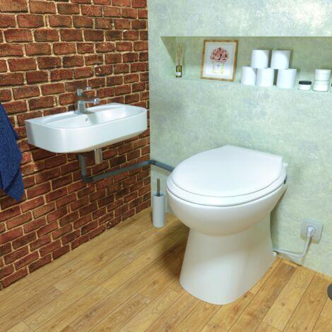 "main image of ""Aquacompact Silence + - WC broyeur intégré - Fabrication Française"""
