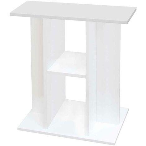 """main image of """"Aquadisio - Meuble pour Aquarium Blanc - 60cm"""""""
