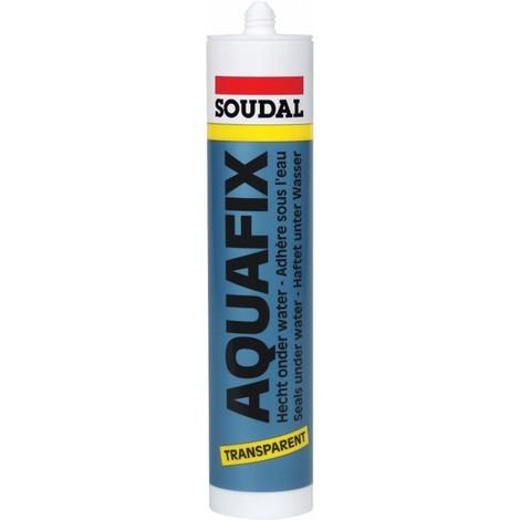Aquafix Anti fuite 310ml, transparent SOUDAL (Par 15)