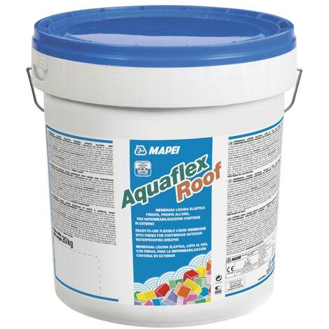 Aquaflex Roof Mapei membrana liquida per impermeabilizzazione in esterno 5 Kg
