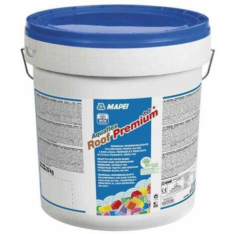 Aquaflex Roof Premium HR Mapei membrana impermeabilizzante bianca 20 Kg
