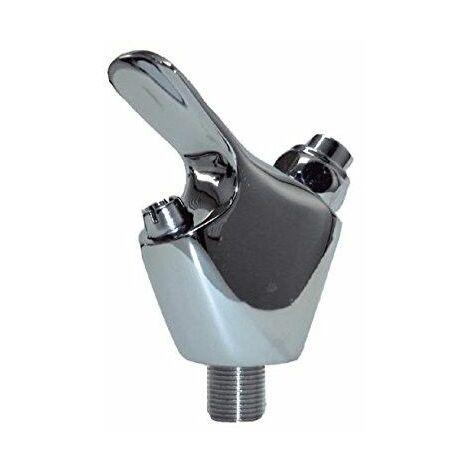Aquahome - Grifo pulsador para fuente agua fría