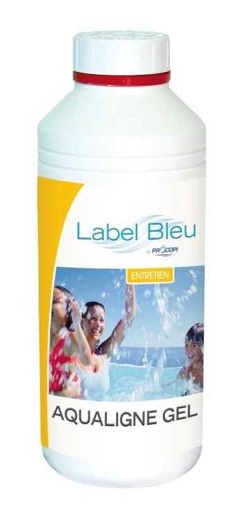 Aqualigne nettoyant ligne d'eau gel alcalin 1L - PROCOPI