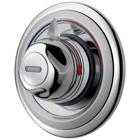 Aqualisa Aquavalve 609 Concealed Shower Valve, Chrome
