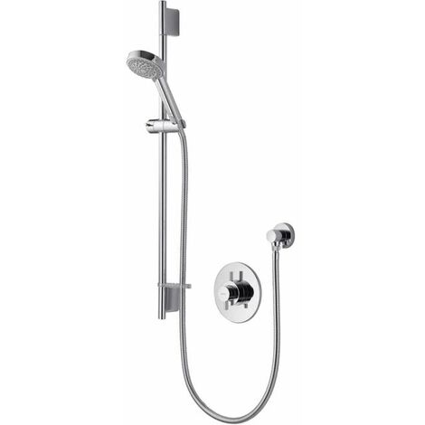 Aqualisa Aspire DL Concealed Thermostatic Shower Adjustable Head