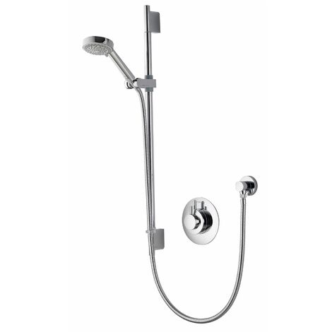 Aqualisa Dream Concealed Thermostatic Shower Adjustable Head