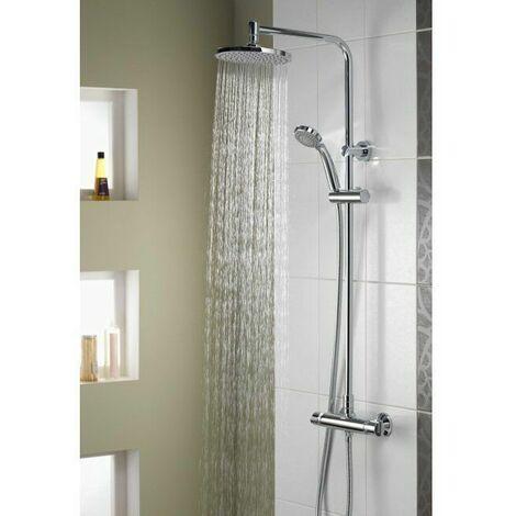 Aqualisa Midas Plus Thermostatic Bar Mixer Shower - MD000PLUS