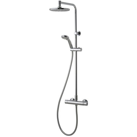 Aqualisa Thermostatic Rigid Riser & Handset Shower System