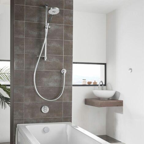 Aqualisa Unity Q Digital Shower Dual Concealed 3 Spray High Pressure/Combination
