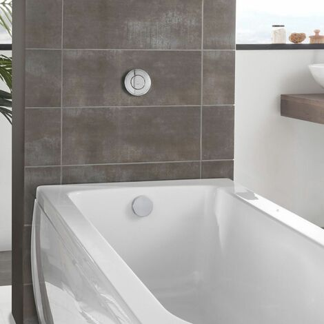 """main image of """"Aqualisa Unity Q Thermostatic Concealed Smart Bath Filler High Pressure/Combi"""""""