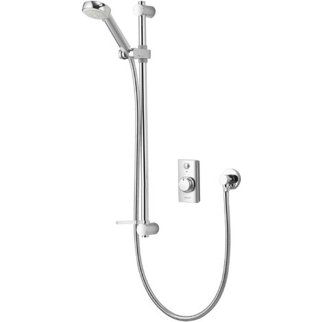 Aqualisa Visage Digital Shower Concealed Chrome HP/Combi