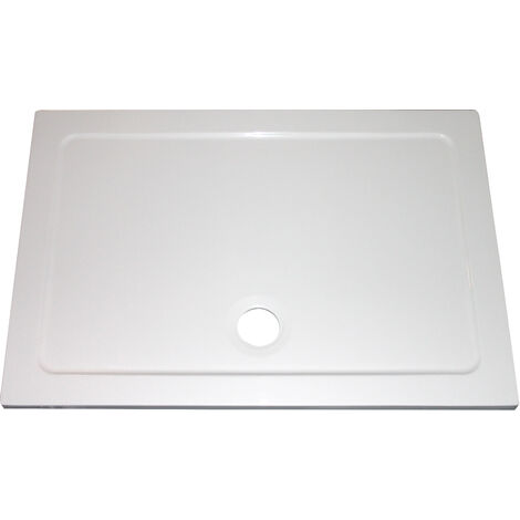 Aqualux 35mm Shower Tray Rectangle 1400 x 900mm