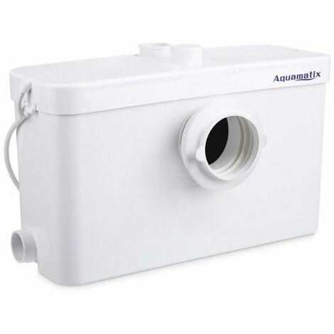 Aquamatix - Broyeur silencieux moteur acier inoxydable 500W - Excellencia 3