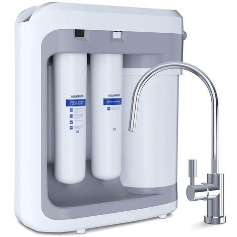 Aquaphor Sistema de osmosis Inversa Para Filtrado De Agua Potable Depósito de 5L