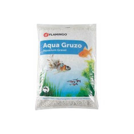 Aquar. gravier blanc 10 kg