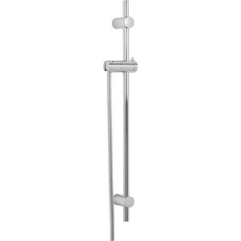 Aquariss Shower Rail and Hose Set - 19mm Round