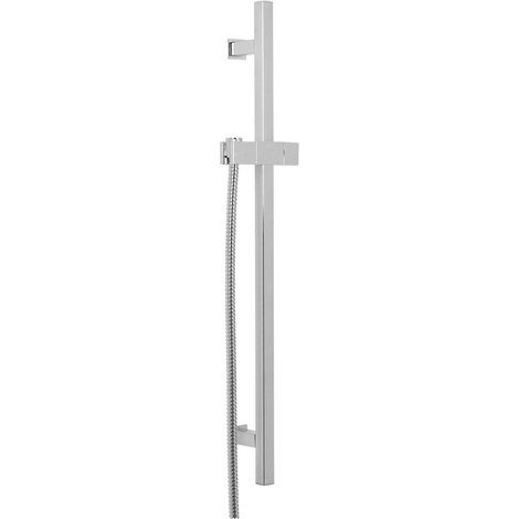 Aquariss Shower Rail and Hose Set - 20mm Round