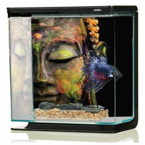 Aquarium Betta Kit Bouddha 3 Litres Marina
