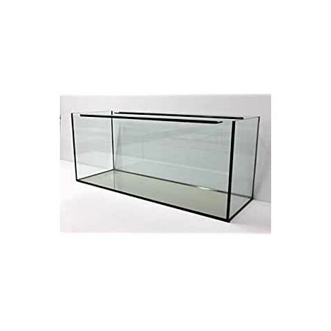 Aquarium - cuve nue en verre -120x50x50cm - 300L