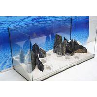 Aquarium Dekoration Komplettset Steine Deko Felsen Pflanzen Tropica Nr.108