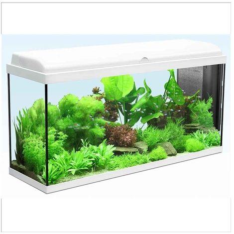 Aquarium Iban 100 de 156L - Blanc