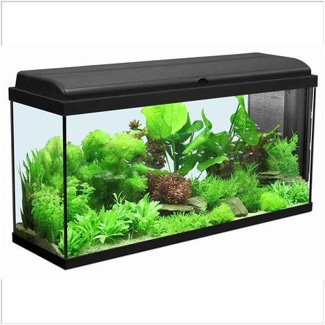 Aquarium Iban - Longueur de 100cm - Noir