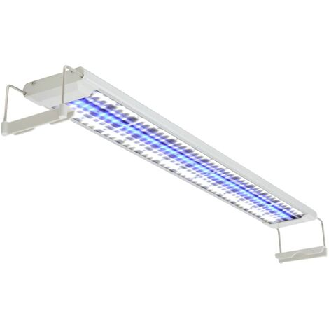 Aquarium LED-Lampe 80-90 cm Aluminium IP67