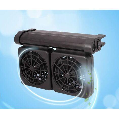 "main image of ""Aquarium Refroidisseurs Aquarium Fan Fish Tank Ventilateur Ventilateur Marine 2 Ventilateur"""