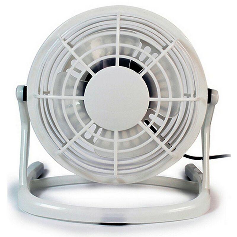 Image of Aquarius USB Mini Fan (One Size) (White)
