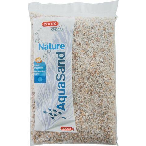 Aquasand nat quartz blanc 1kg