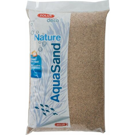 Aquasand nat riviere 5kg