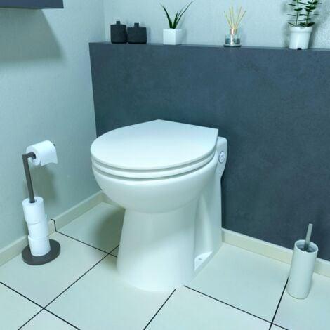 Aquasani Compact - WC broyeur intégré - Fabrication Française
