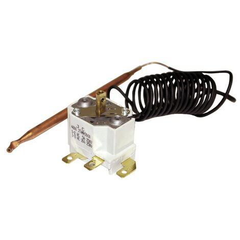 Aquastat de régulation à bulbe type JTAMH3060 - COTHERM : GTLH3060