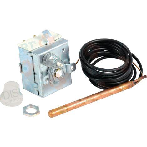 Aquastat de sécurité pour réarmement manuel Réf. 39813600