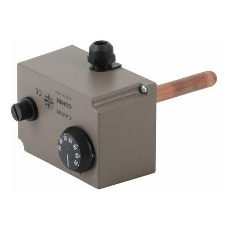 Aquastat en boîtier à plonge CAEM type TU RM BDT