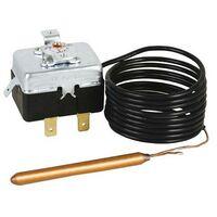 Aquastat sécurité régl.interne 90 - 110° et capillaire contacts dorés