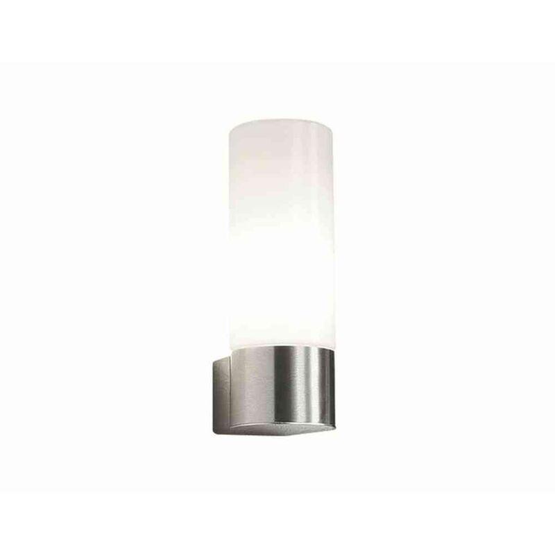 AquaWall Wandanbauleuchte 100W Glas opal Wandleuchte Leuchte Lampe Beleuchtung - CMD