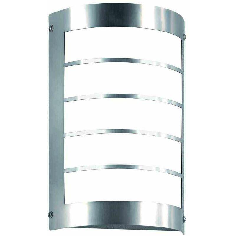 AquaWall Wandanbauleuchte 75W Glas satiniert Wandleuchte Leuchten Lampen TOP NEU - CMD