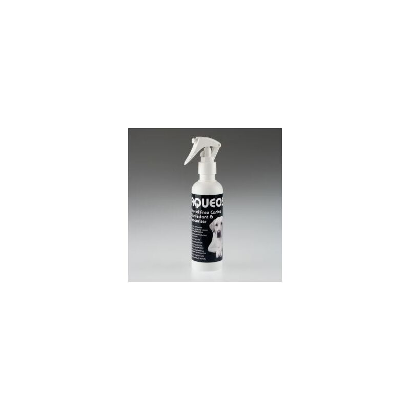 Image of Canine Disinfect Deodoriser Spray Fragnced 200ml x 1 (39064) - Aqueos