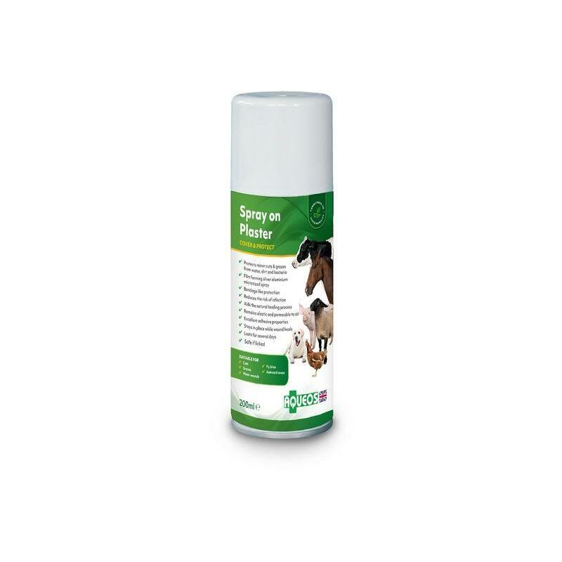 Image of Spray On Plaster 200ml x 1 (39049) - Aqueos