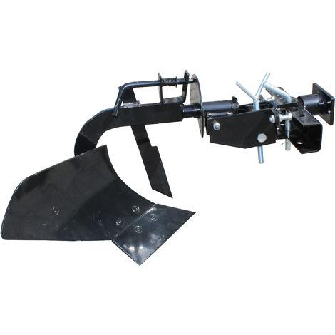 Arado aporcador para motocultor Kawapower