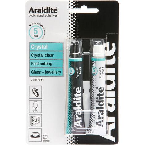 Araldite ARA-400008 Crystal 2 x 15ml