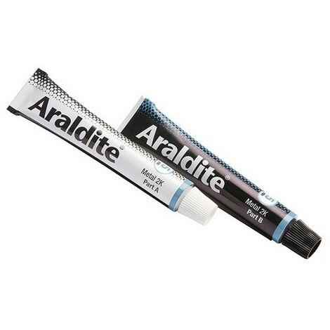 Araldite ARA400010 Steel Tubes 15ml 2 Tube Pack