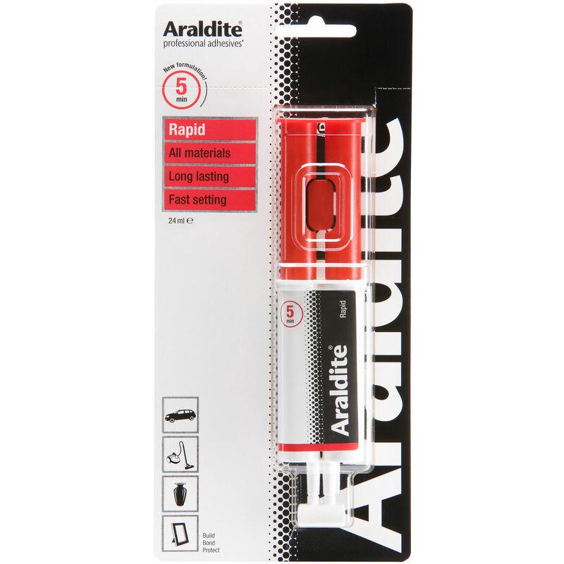 Image of ARA-400007 Rapid Syringe 24ml - Araldite
