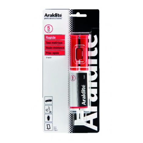 Araldite Rapid epoxy adhesive - AC MARCA IDEAL : 33401008