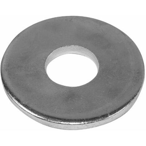 ARANDELA A/ANCH INOX A2 DIN9021 M08 500