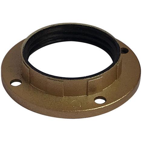 Arandela contra anillo dorada para portalámparas E14 (Koala AR2514014)