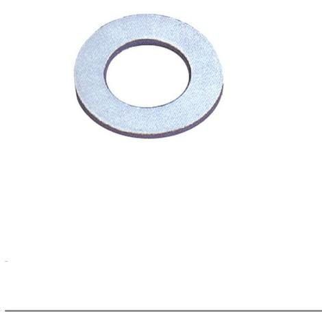 Arandela Din125 S/bisel Zn - AZKOIN - C/100 - M 22
