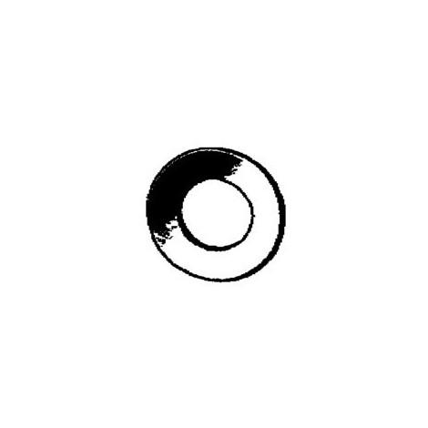 ARANDELA FIJ 125 M04 CINC NEOFERR 80 PZ