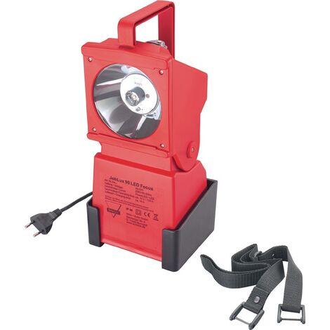 Arbeits-/Notstromleuchte JobLux 90 LED Focus 3W HL: 10 h,PL: 120 h IP44 ACCULUX